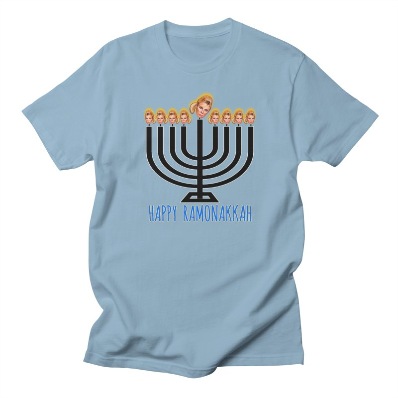 Happy Ramonakkah Limited Women's Regular Unisex T-Shirt by Watch What Crappens