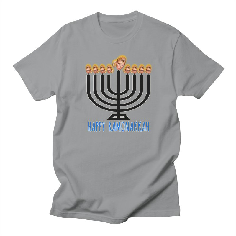 Happy Ramonakkah Limited Men's Regular T-Shirt by Watch What Crappens