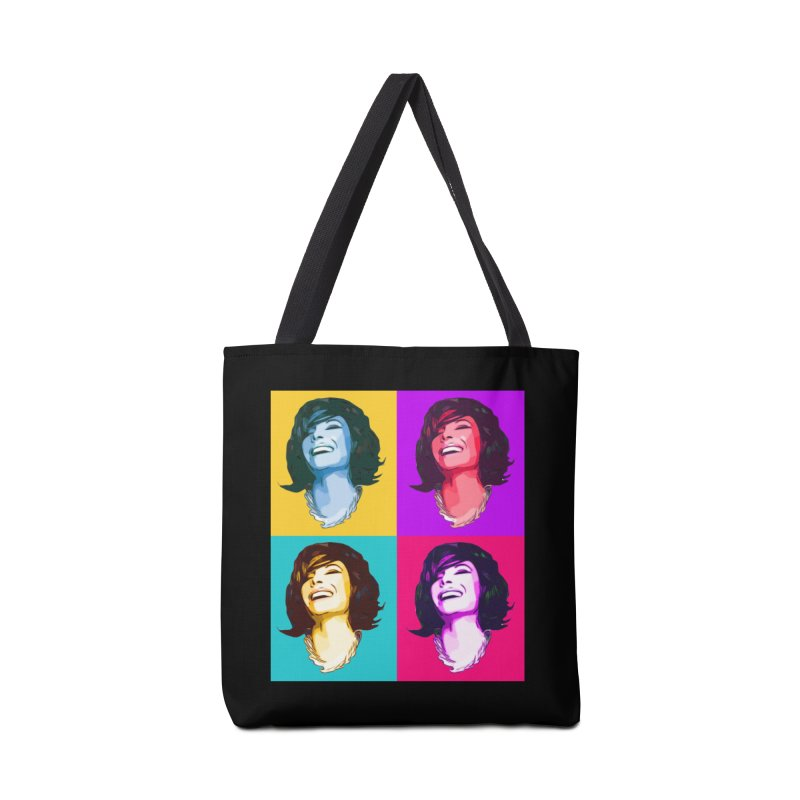 Luann Pop Art Accessories Bag by Watch What Crappens