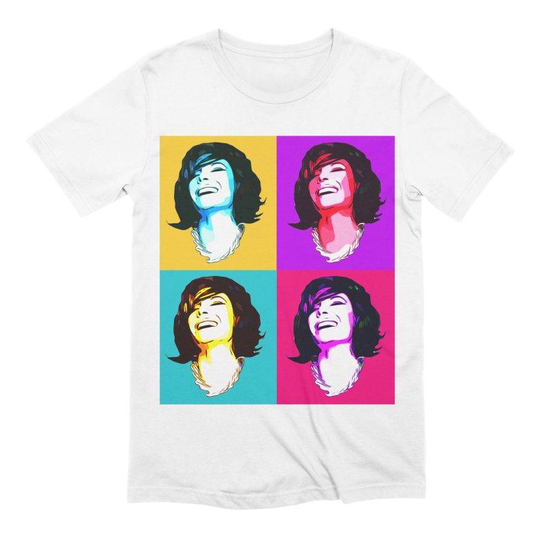Luann Pop Art Men's Extra Soft T-Shirt by Watch What Crappens