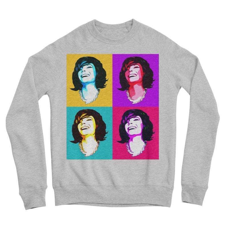 Luann Pop Art Men's Sponge Fleece Sweatshirt by Watch What Crappens