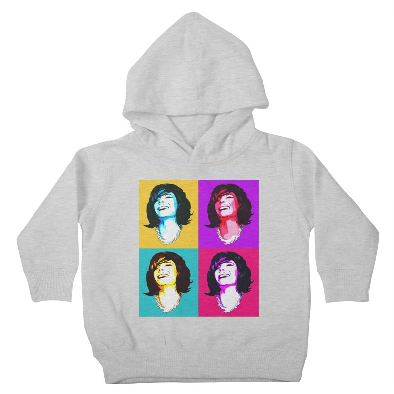 Luann Pop Art Kids Toddler Pullover Hoody by Watch What Crappens