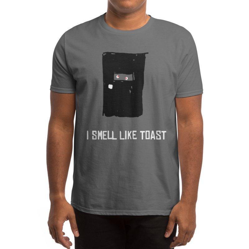 I Smell Like Toast Men's T-Shirt by The Craptacular T-shirt Company