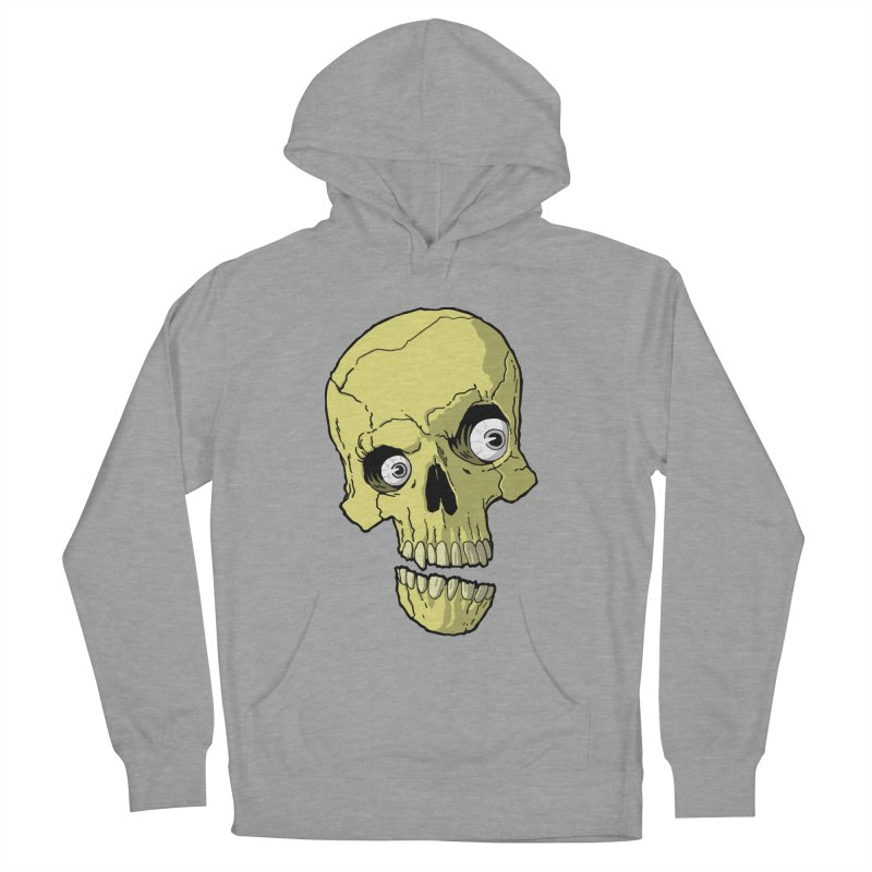 crazyskull No.1 Men's Pullover Hoody by crazy3dman's Artist Shop