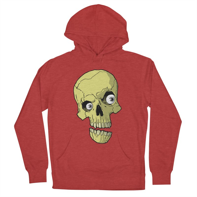 crazyskull No.1 Men's Pullover Hoody by crazy3dman's Artist Shop