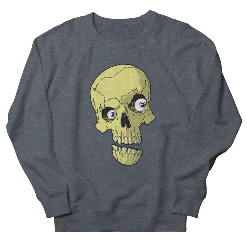 crazyskull No.1 Women's Sweatshirt by crazy3dman's Artist Shop