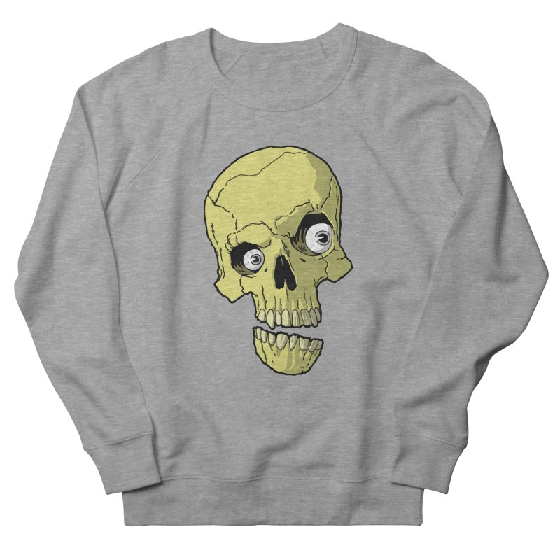 crazyskull No.1 Women's Sweatshirt by crazy3dman's Artist Shop