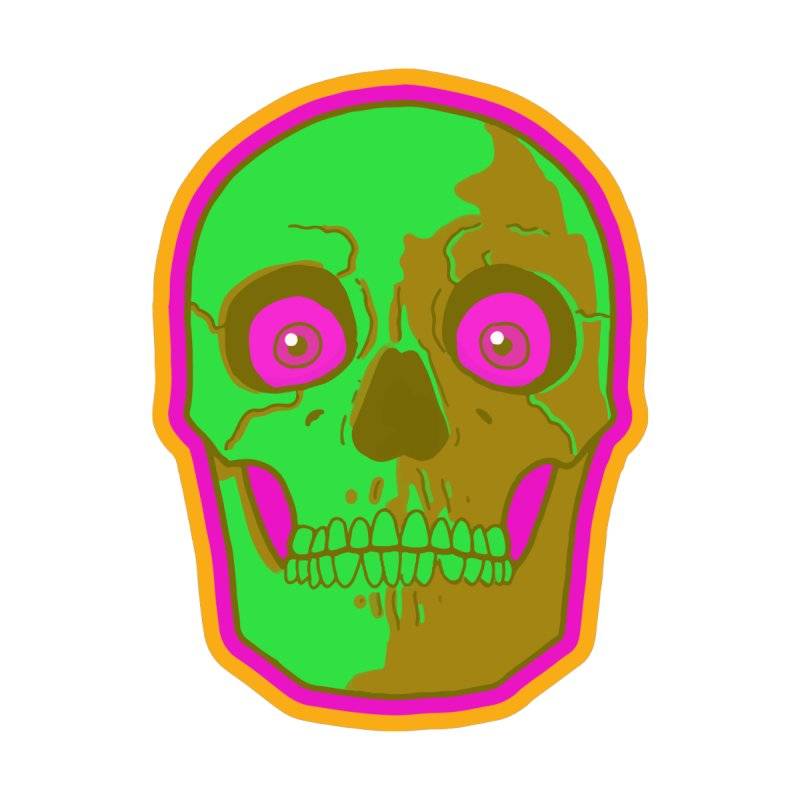 crazyskull No.2 None  by crazy3dman's Artist Shop