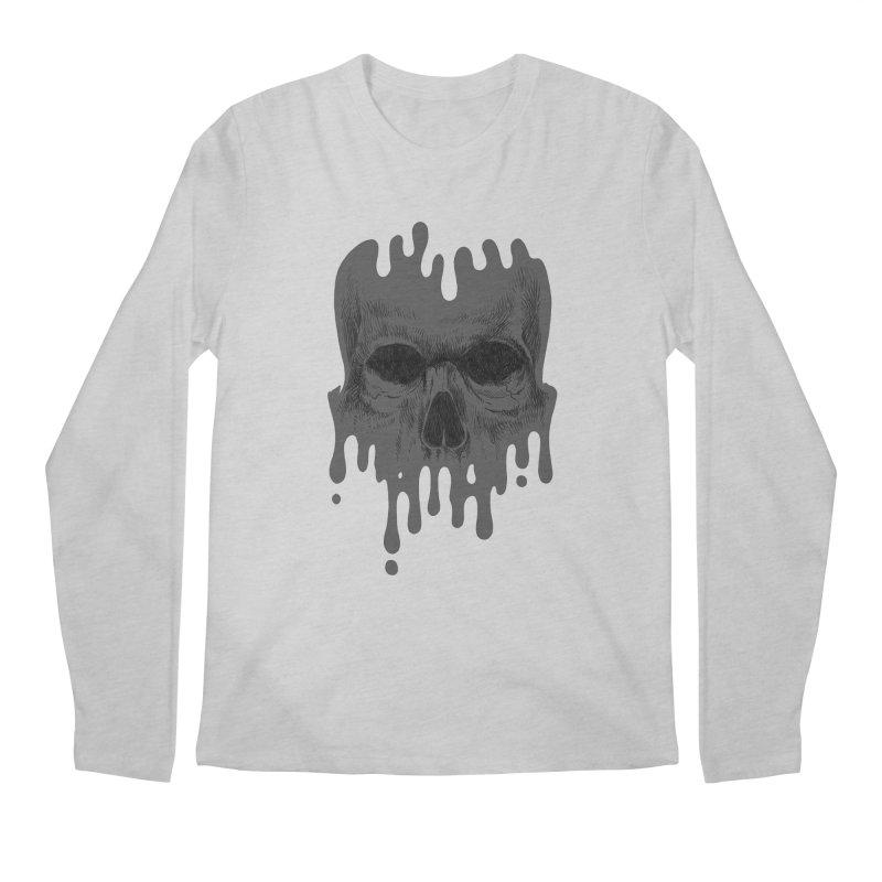 crazyskull No.4 Men's Longsleeve T-Shirt by crazy3dman's Artist Shop