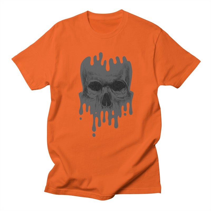 crazyskull No.4 Men's T-Shirt by crazy3dman's Artist Shop