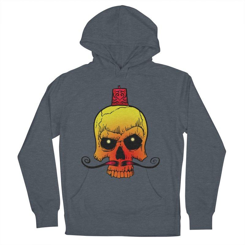 crazyskull No.5 Women's Pullover Hoody by crazy3dman's Artist Shop