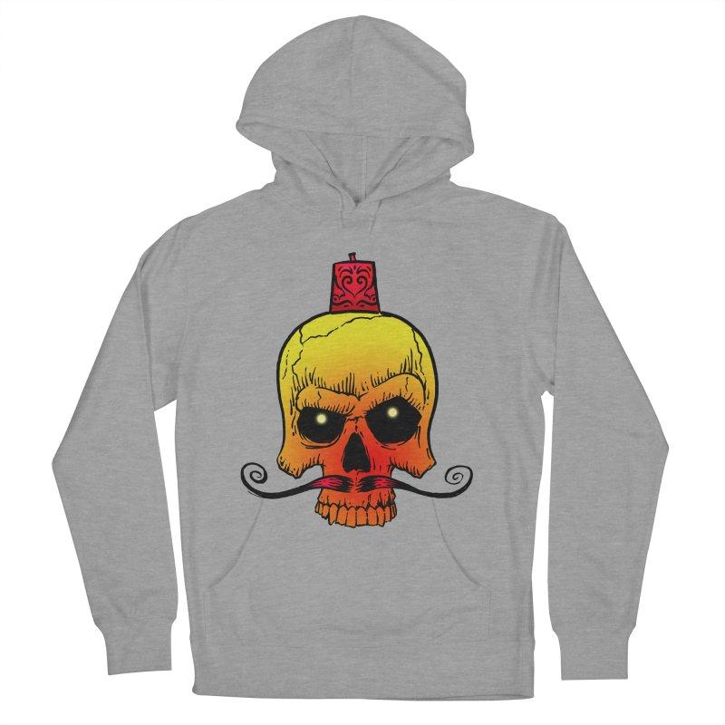 crazyskull No.5 Men's Pullover Hoody by crazy3dman's Artist Shop