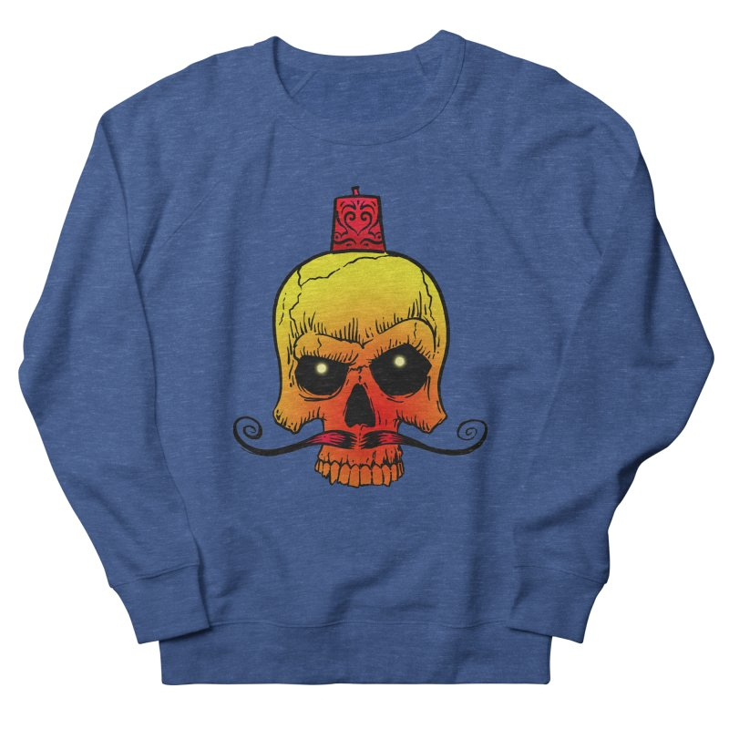 crazyskull No.5 Women's Sweatshirt by crazy3dman's Artist Shop