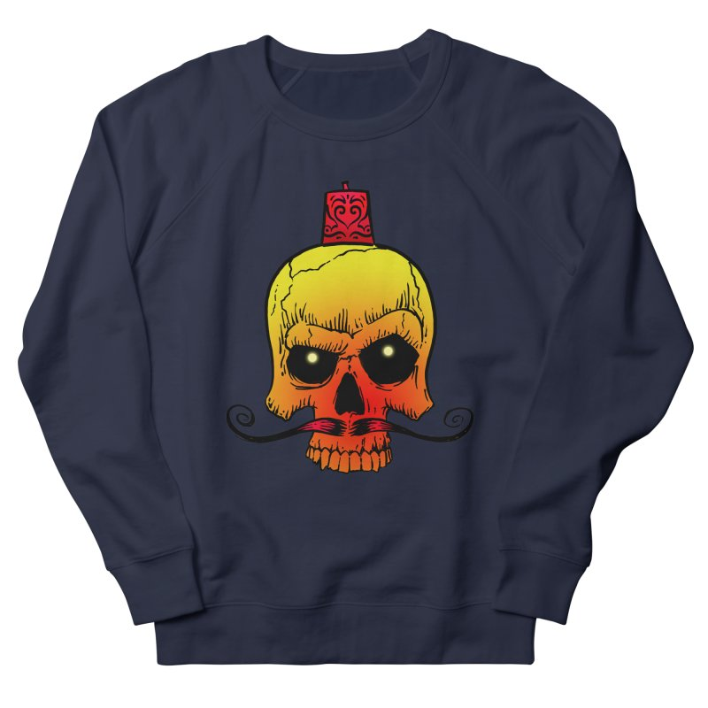 crazyskull No.5 Women's Sweatshirt by crazy3dman's Artist Shop