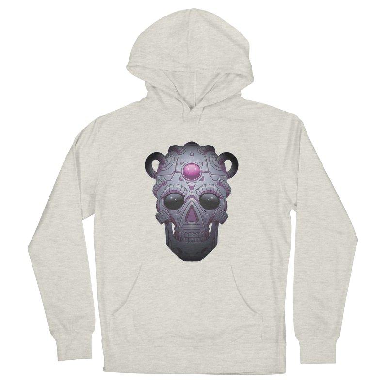 crazyskull No.6 Women's Pullover Hoody by crazy3dman's Artist Shop