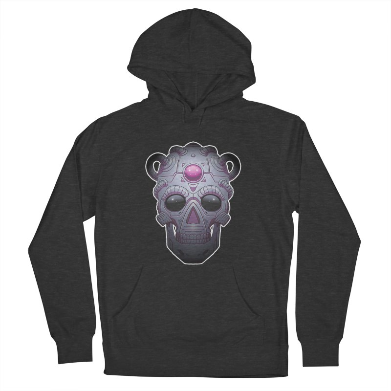 crazyskull No.6 Men's Pullover Hoody by crazy3dman's Artist Shop