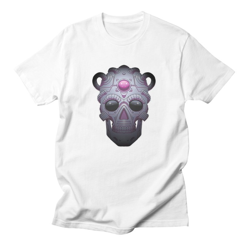 crazyskull No.6 Men's T-shirt by crazy3dman's Artist Shop