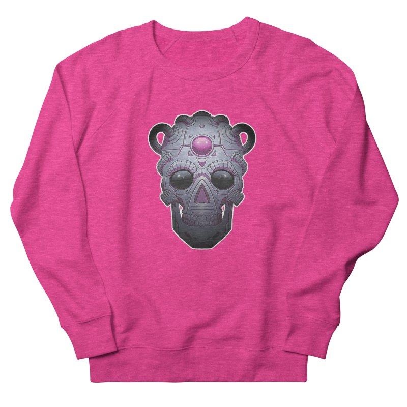 crazyskull No.6 Women's Sweatshirt by crazy3dman's Artist Shop