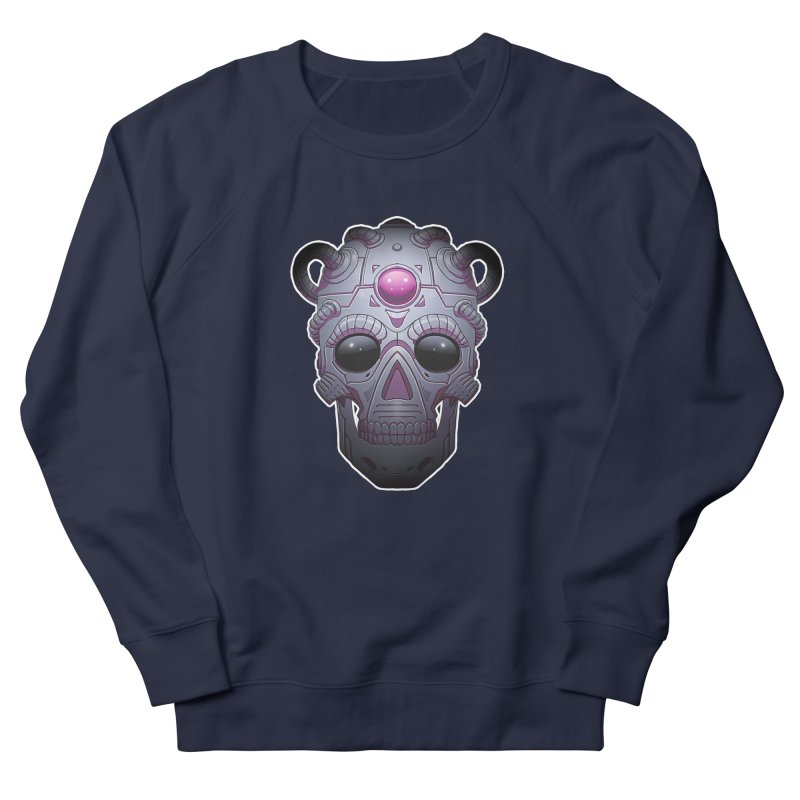 crazyskull No.6 Women's Sweatshirt by crazy3dman's Artist Shop