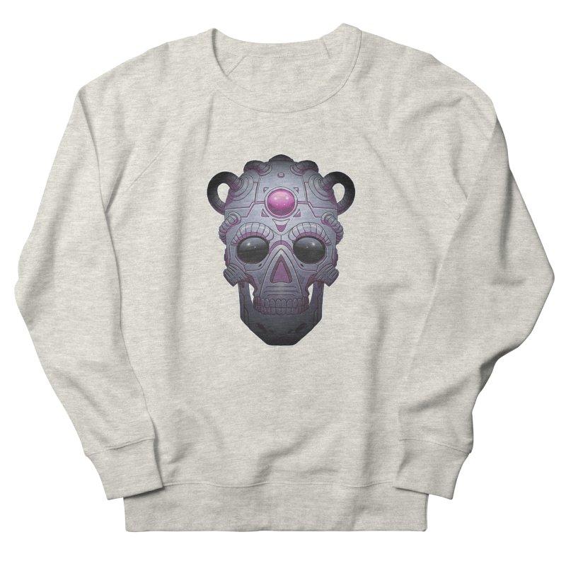 crazyskull No.6 Men's Sweatshirt by crazy3dman's Artist Shop