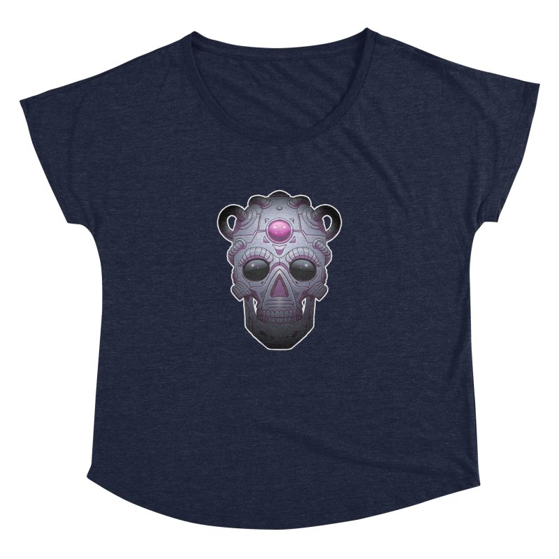 crazyskull No.6 Women's Dolman by crazy3dman's Artist Shop