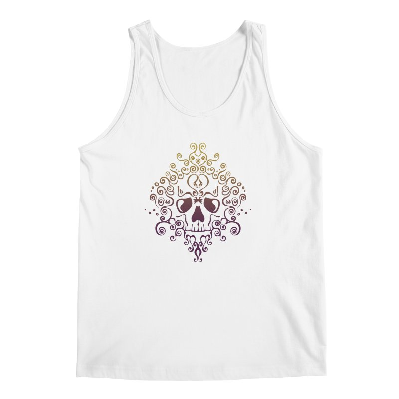 crazyskull No.8 Men's Tank by crazy3dman's Artist Shop