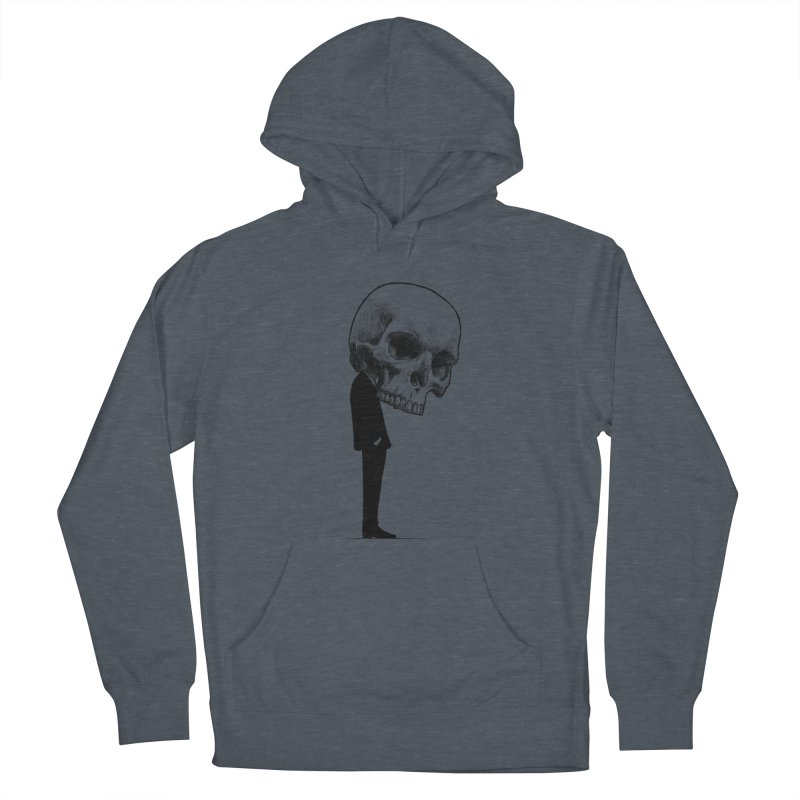 crazyskull No.9 Men's Pullover Hoody by crazy3dman's Artist Shop