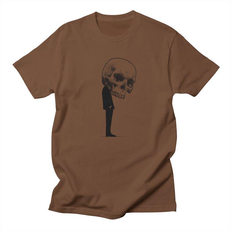 crazyskull No.9 Men's T-Shirt by crazy3dman's Artist Shop