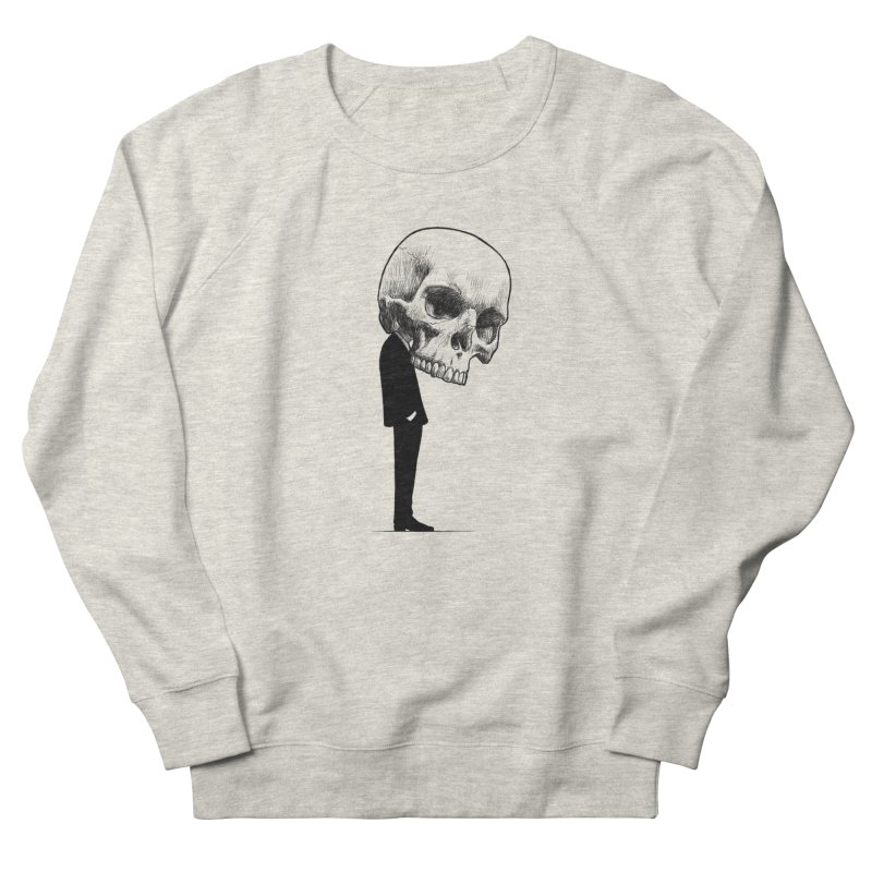 crazyskull No.9 Men's Sweatshirt by crazy3dman's Artist Shop