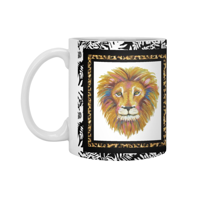 His Majesty Accessories Standard Mug by Creations of Joy's Artist Shop