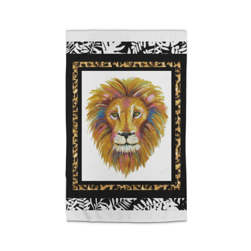 His Majesty Home Rug by Creations of Joy's Artist Shop