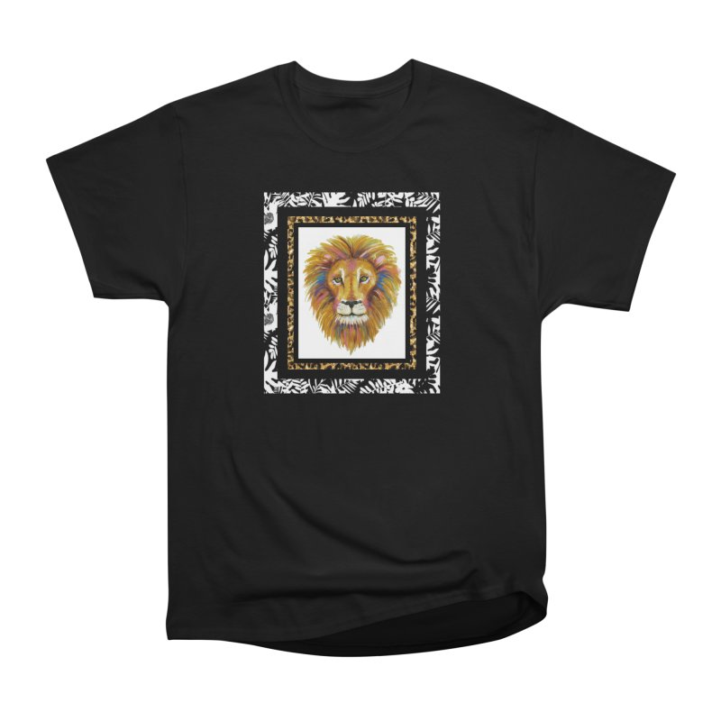 His Majesty Men's Classic T-Shirt by Creations of Joy's Artist Shop