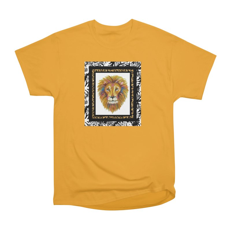 His Majesty Women's Heavyweight Unisex T-Shirt by Creations of Joy's Artist Shop