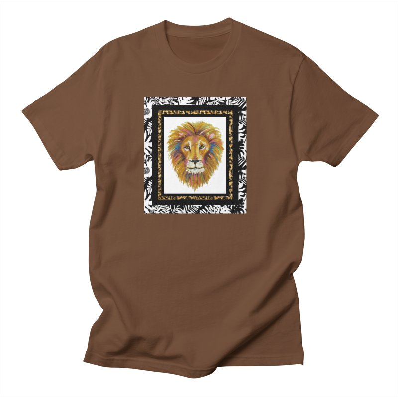 His Majesty Women's Regular Unisex T-Shirt by Creations of Joy's Artist Shop