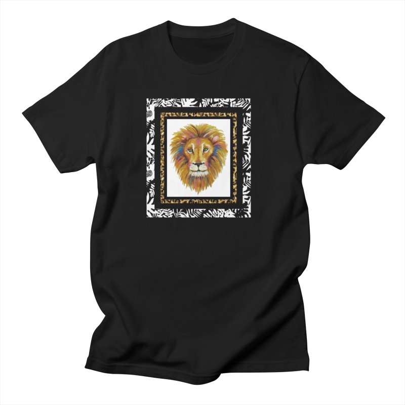 His Majesty Women's Unisex T-Shirt by Creations of Joy's Artist Shop