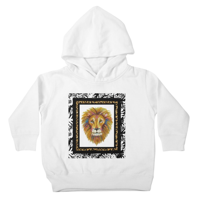His Majesty Kids Toddler Pullover Hoody by Creations of Joy's Artist Shop