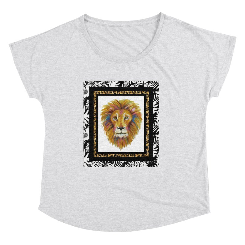 His Majesty Women's Dolman Scoop Neck by Creations of Joy's Artist Shop