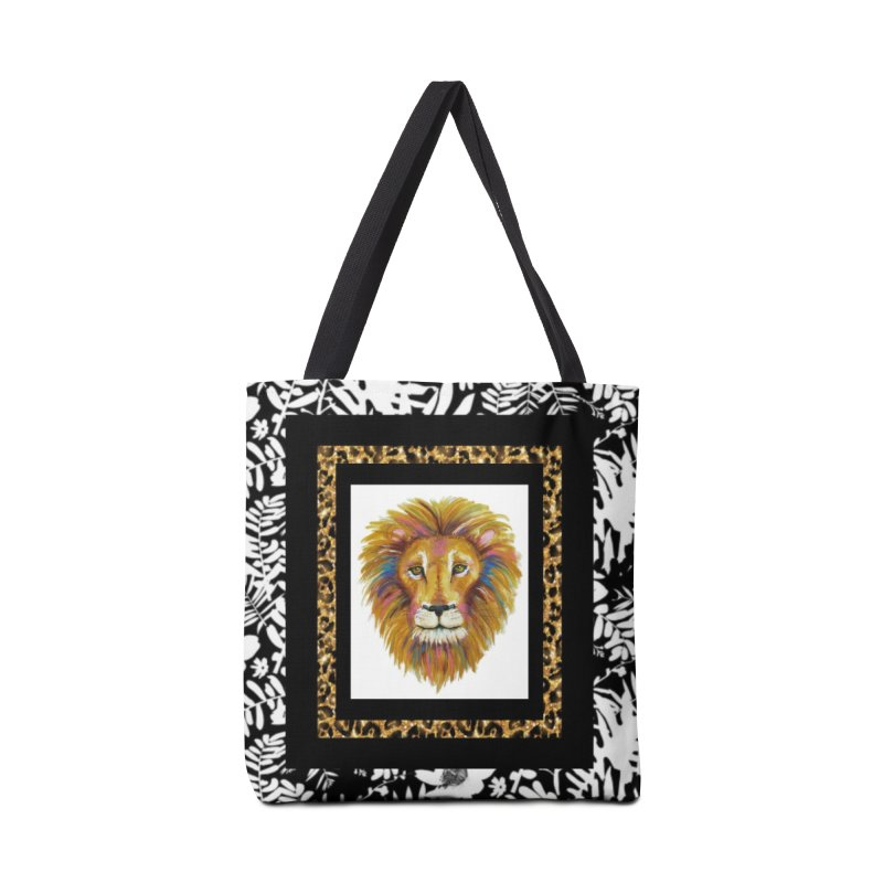 His Majesty Accessories Bag by Creations of Joy's Artist Shop