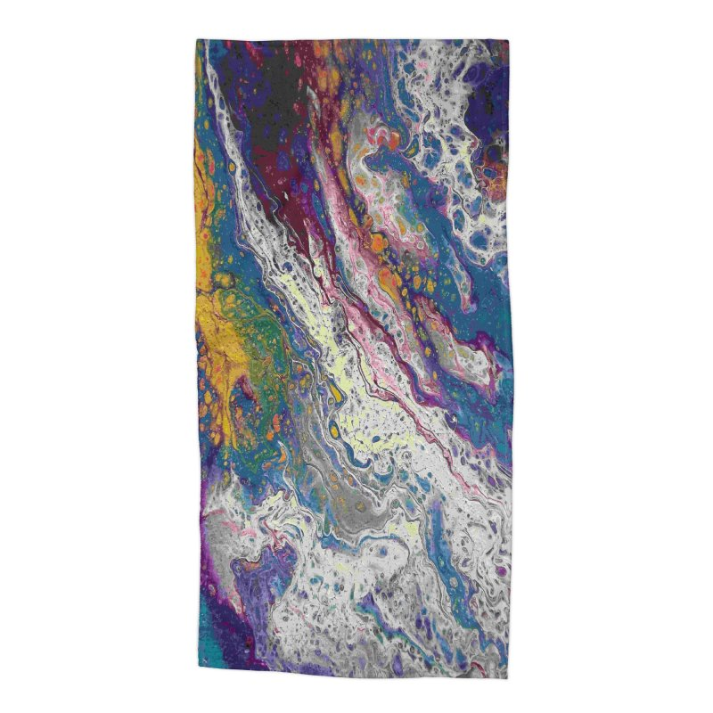 Majestic Accessories Beach Towel by Creations of Joy's Artist Shop