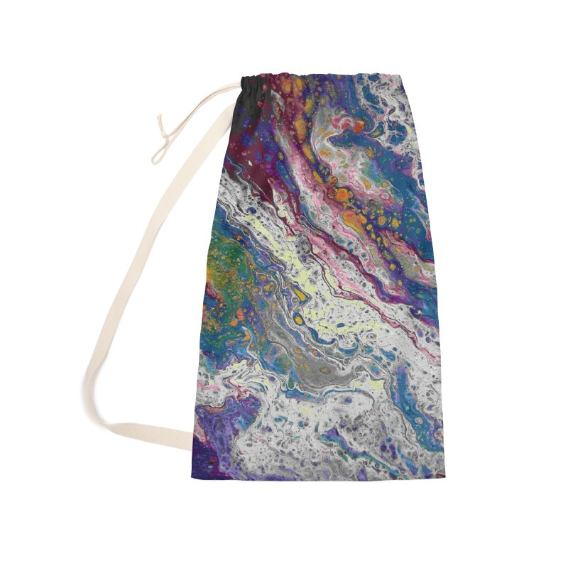 Majestic Accessories Laundry Bag Bag by Creations of Joy's Artist Shop