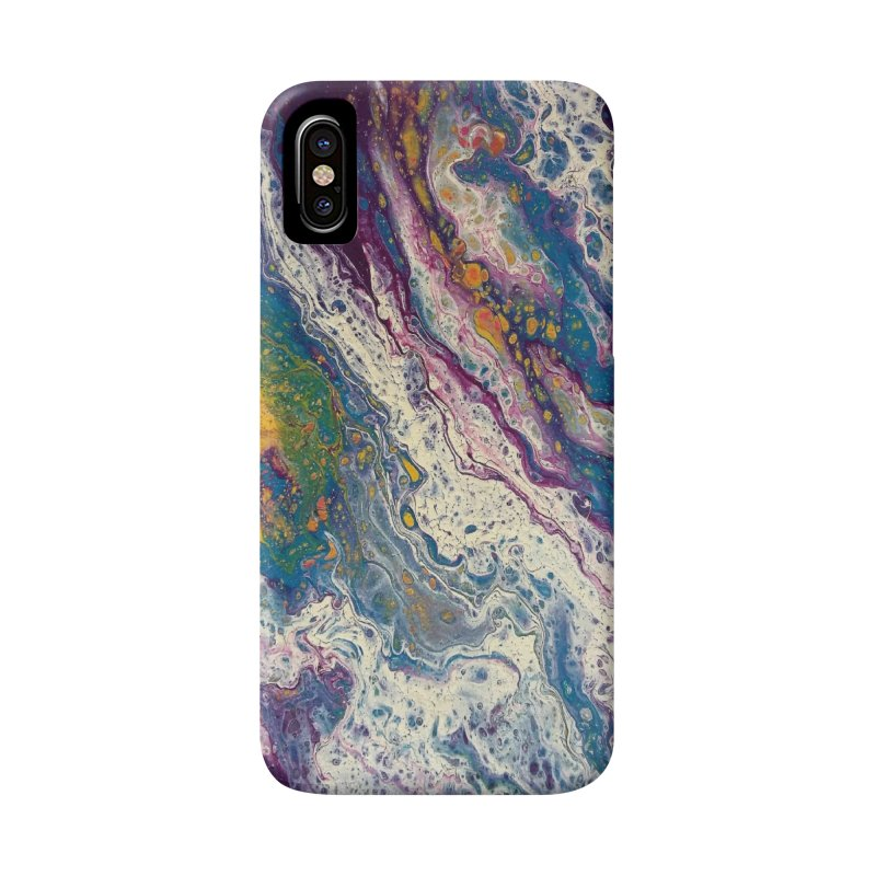 Majestic in iPhone X Phone Case Slim by Creations of Joy's Artist Shop