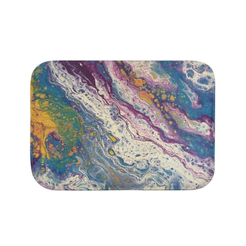 Majestic Home Bath Mat by Creations of Joy's Artist Shop
