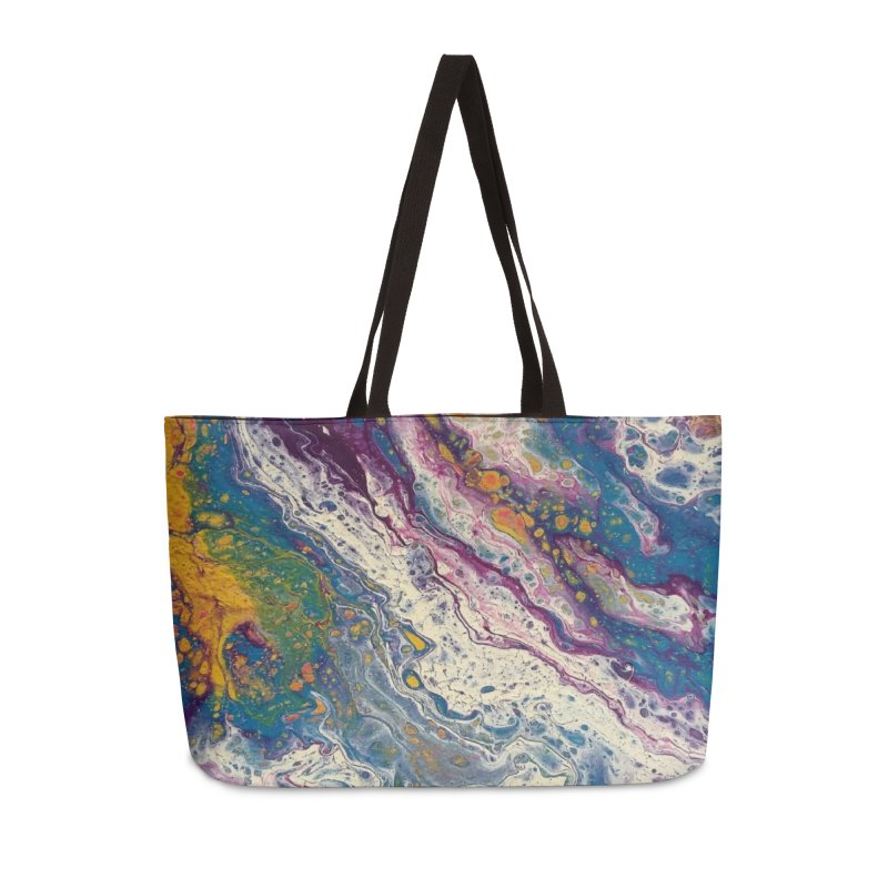 Majestic Accessories Weekender Bag Bag by Creations of Joy's Artist Shop