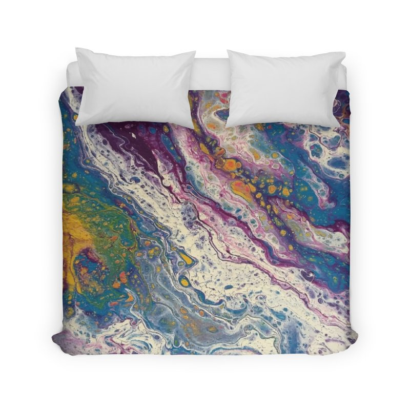 Majestic Home Duvet by Creations of Joy's Artist Shop