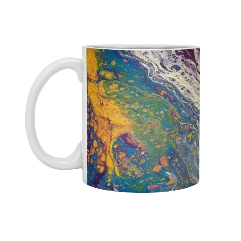 Majestic Accessories Standard Mug by Creations of Joy's Artist Shop