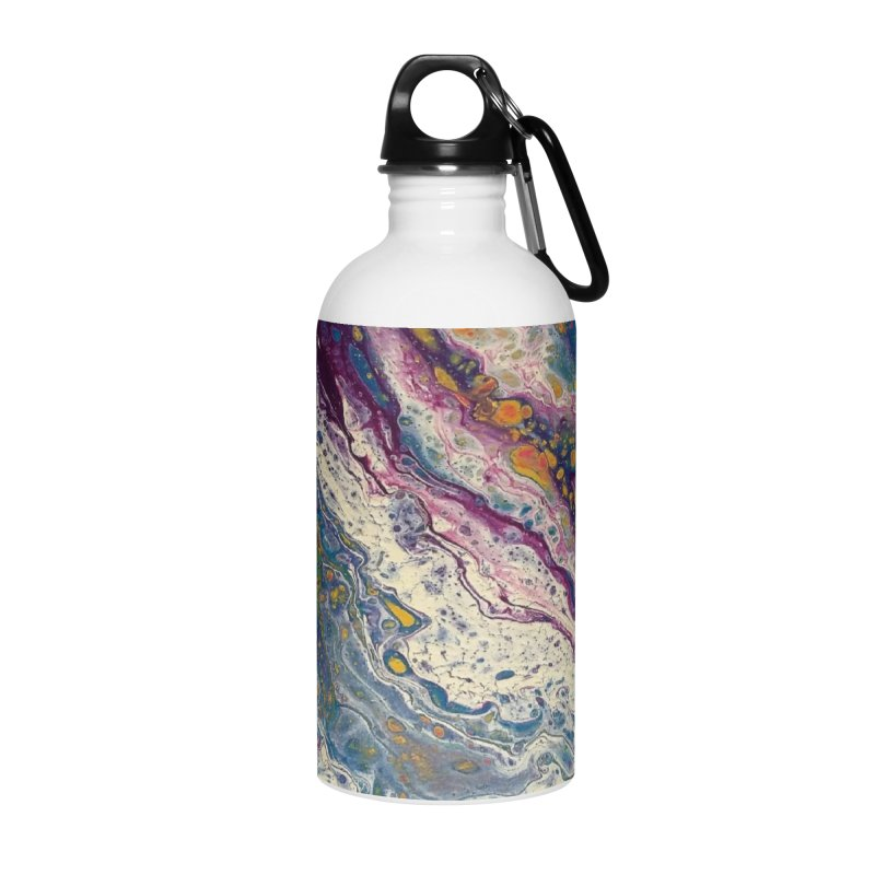 Majestic Accessories Water Bottle by Creations of Joy's Artist Shop