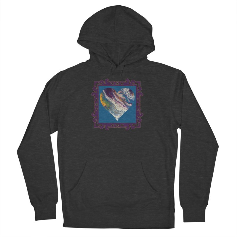 Majestic Women's French Terry Pullover Hoody by Creations of Joy's Artist Shop