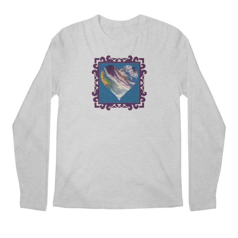 Majestic Men's Regular Longsleeve T-Shirt by Creations of Joy's Artist Shop