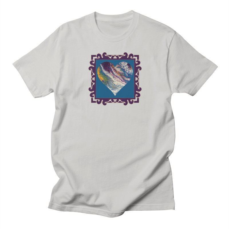 Majestic Women's Unisex T-Shirt by Creations of Joy's Artist Shop