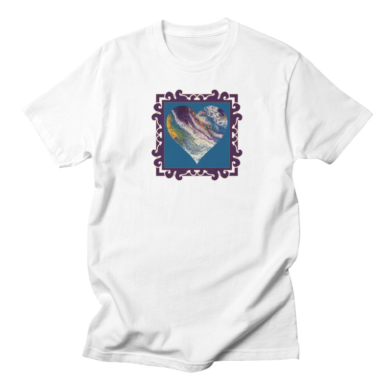 Majestic Women's Regular Unisex T-Shirt by Creations of Joy's Artist Shop